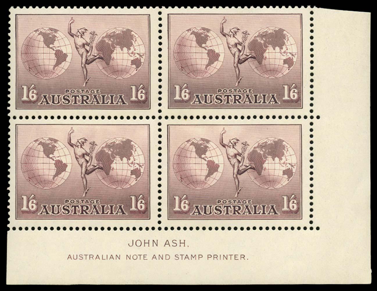 AUSTRALIA 1934  SG153a Mint