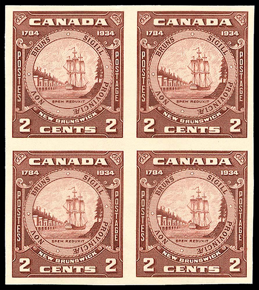 CANADA 1934  SG334 Proof