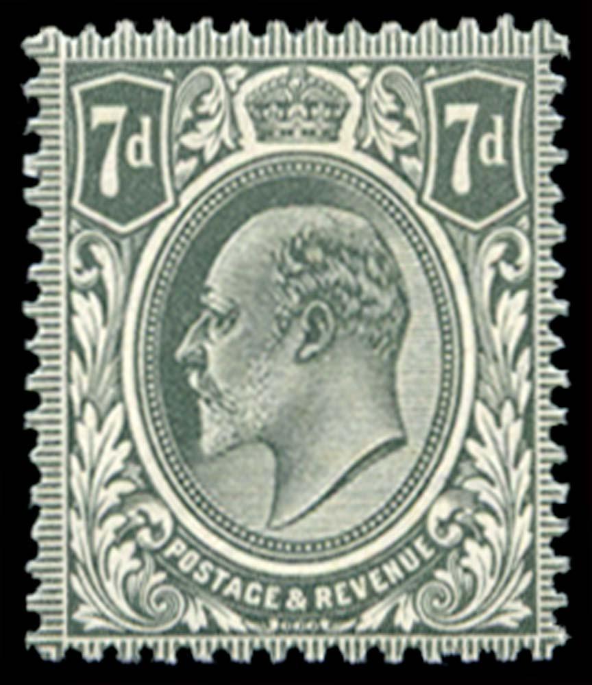GB 1913  SG305var Mint unmounted o.g.