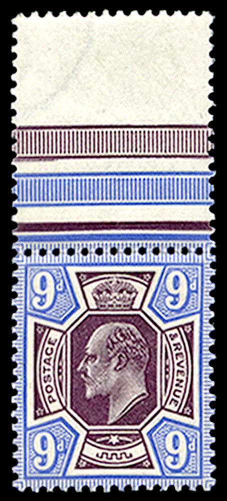 GB 1913  SG307a Mint unmounted o.g.