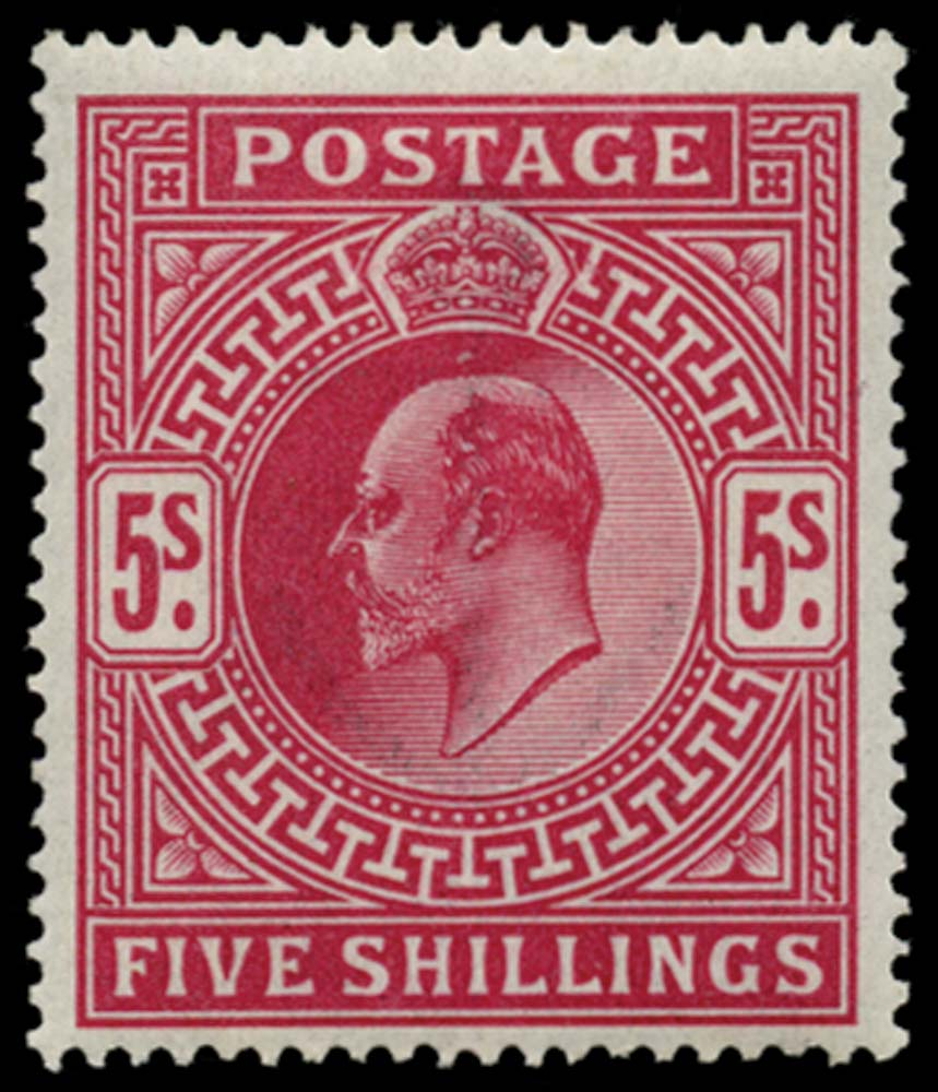 GB 1902  SG263 Mint with