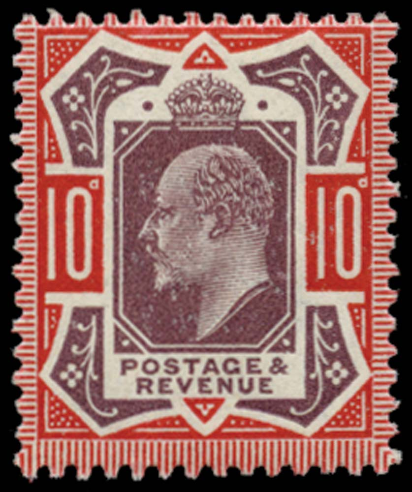 GB 1911  SG309 Mint