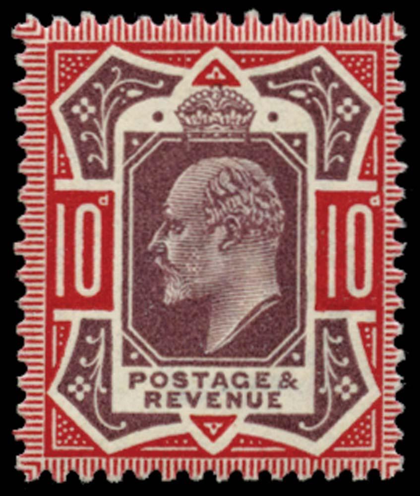 GB 1912  SG311 Mint