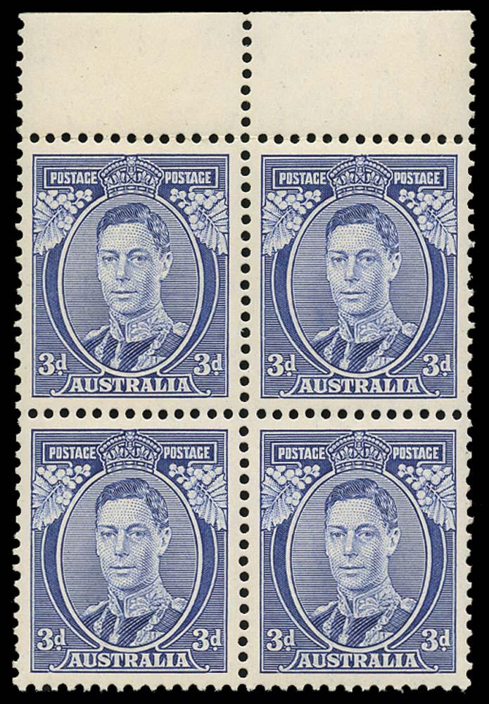 AUSTRALIA 1937  SG168 Mint