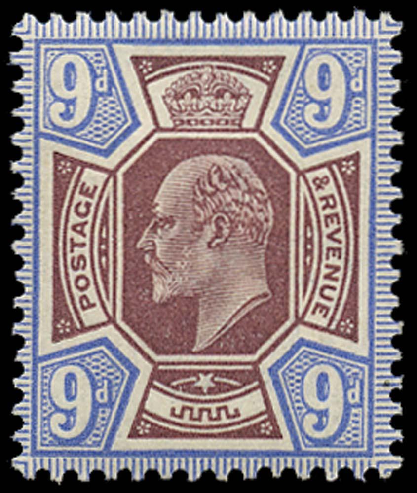 GB 1911  SG307 Mint unused o.g.