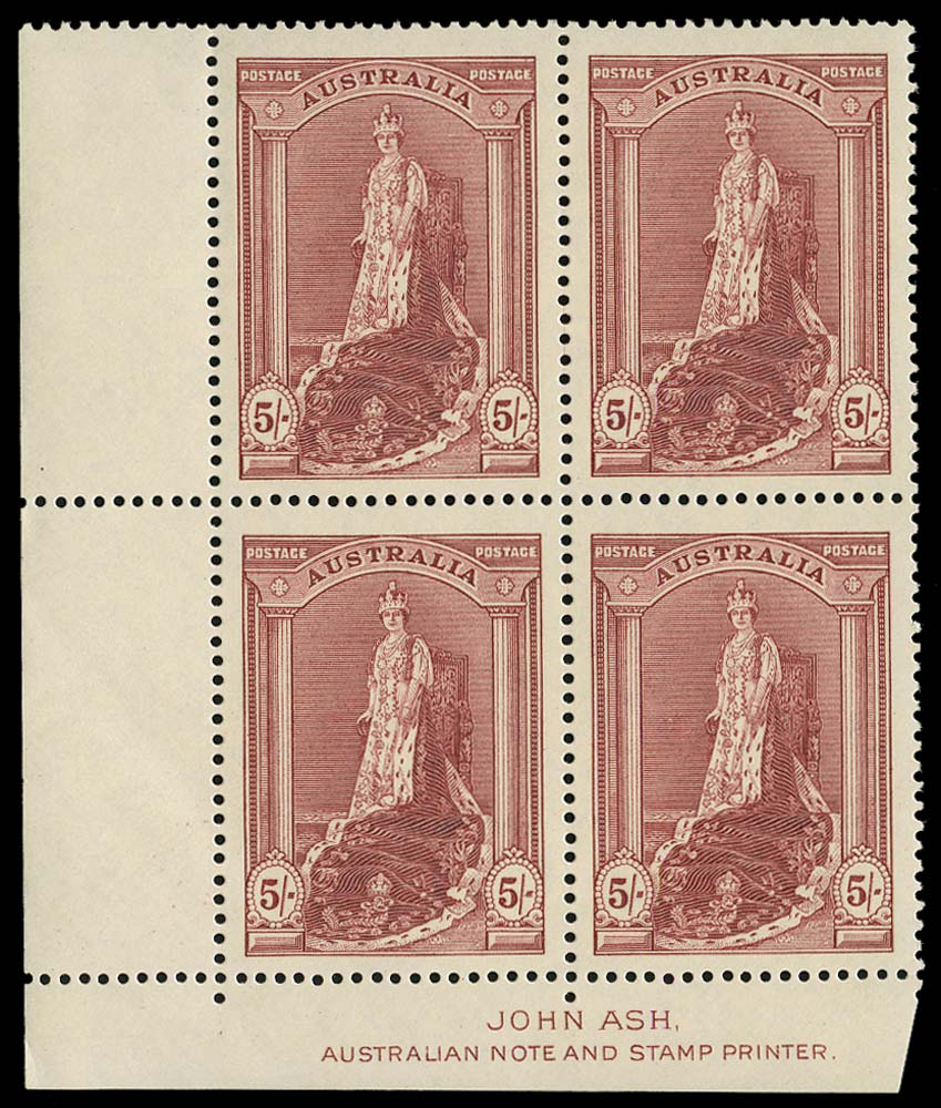 AUSTRALIA 1938  SG176 Mint
