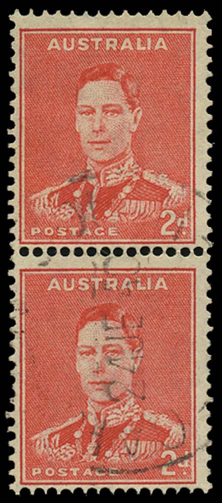 AUSTRALIA 1941  SG184var. Used