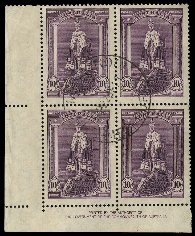 AUSTRALIA 1948  SG177a Used