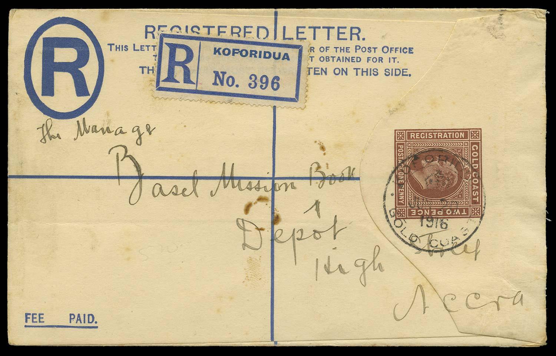 GOLD COAST 1916 Cover
