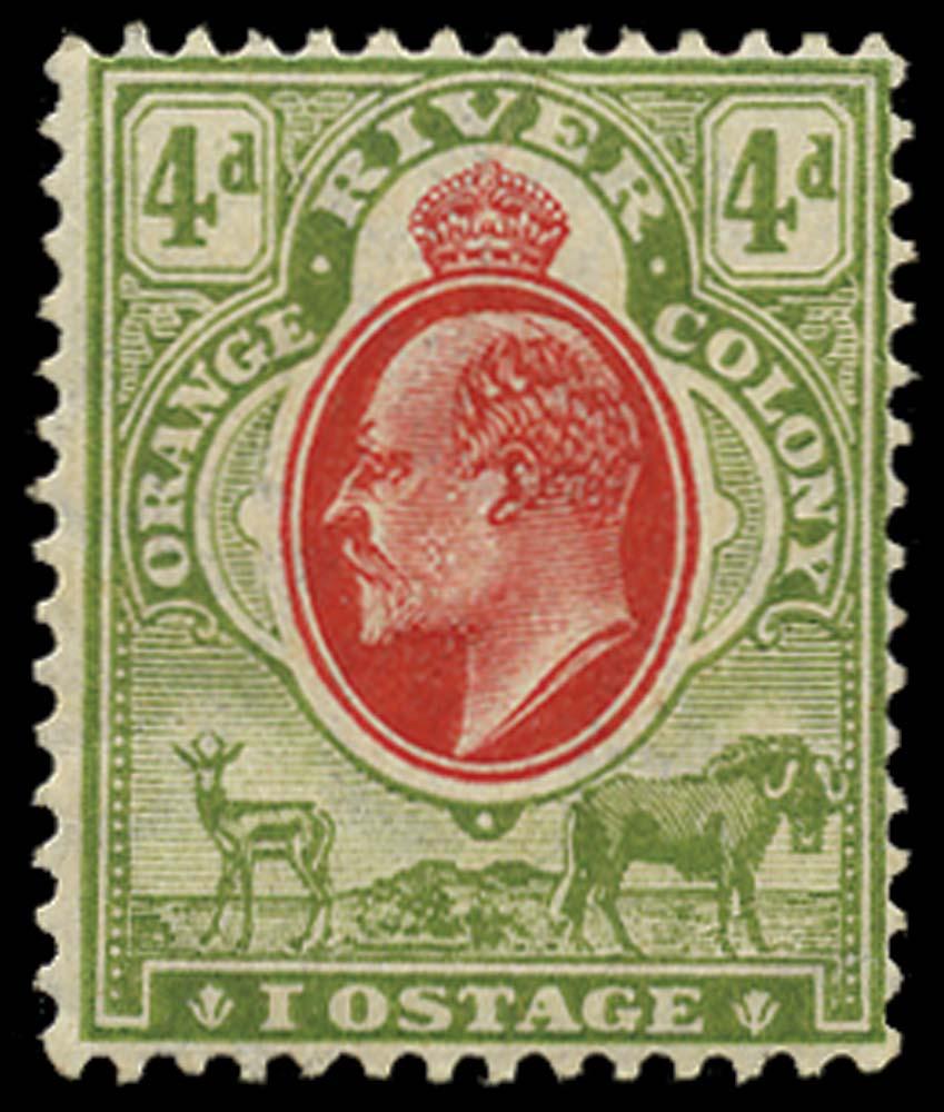 ORANGE FREE STATE 1905  SG150a Mint