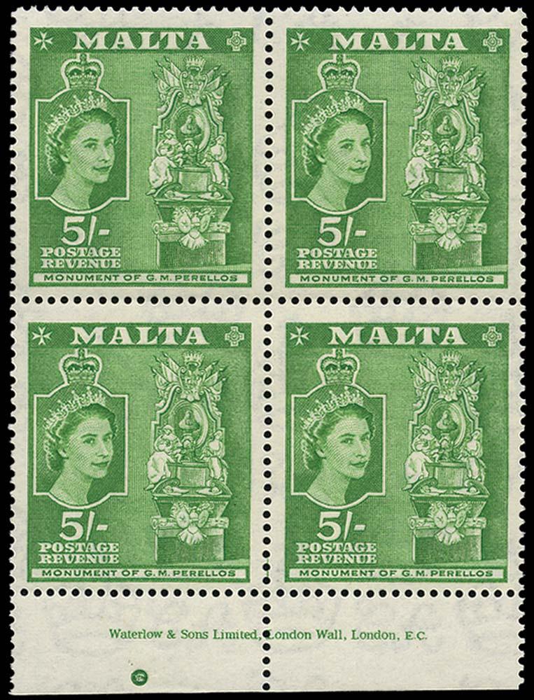 MALTA 1956  SG280 Mint