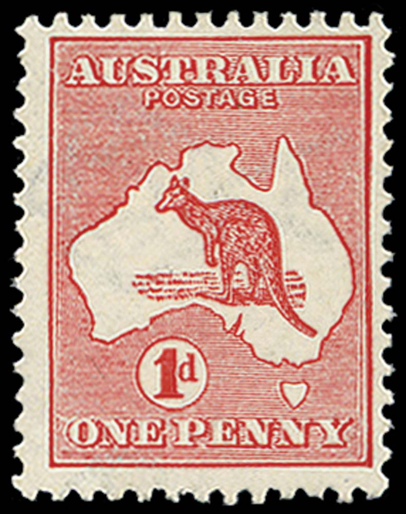 AUSTRALIA 1913  SG2aw Mint