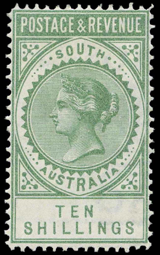 SOUTH AUSTRALIA 1886  SG197a Mint