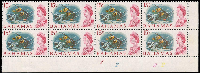 BAHAMAS 1970  SG304a Mint
