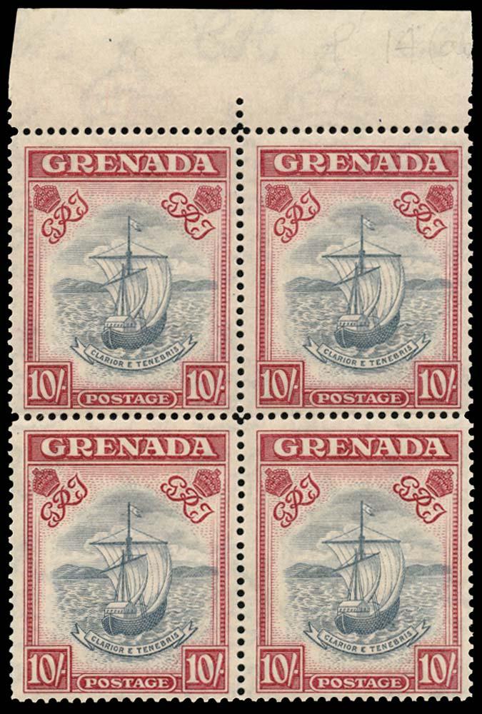 GRENADA 1943  SG163b Mint