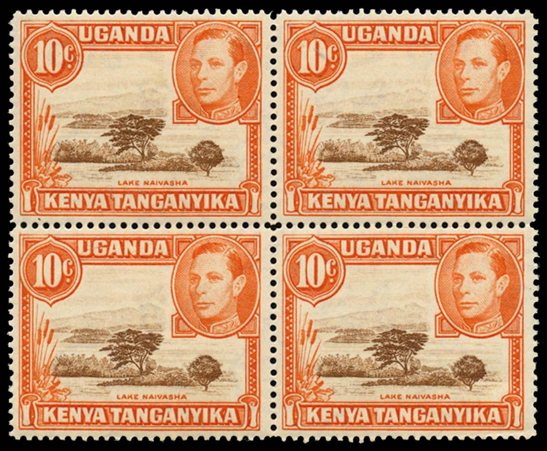 KUT 1941  SG134b Mint