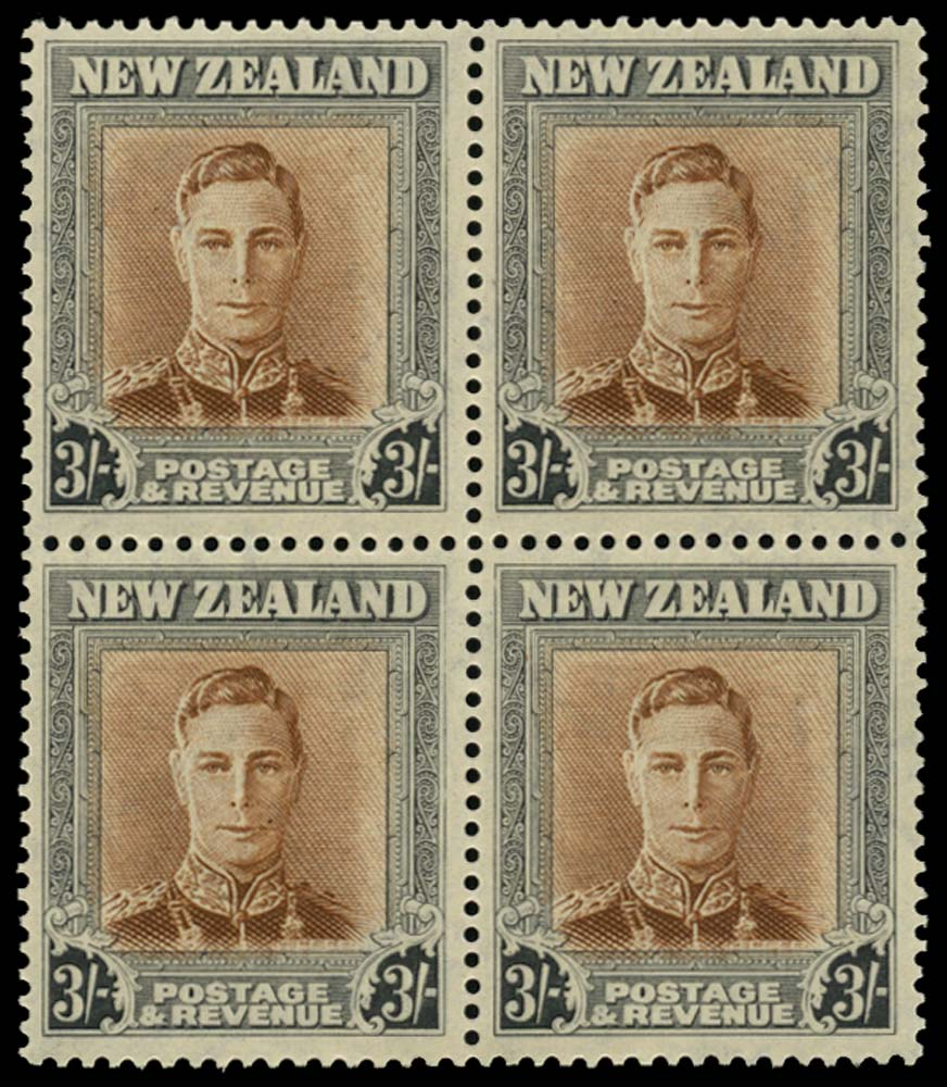 NEW ZEALAND 1947  SG689w Mint