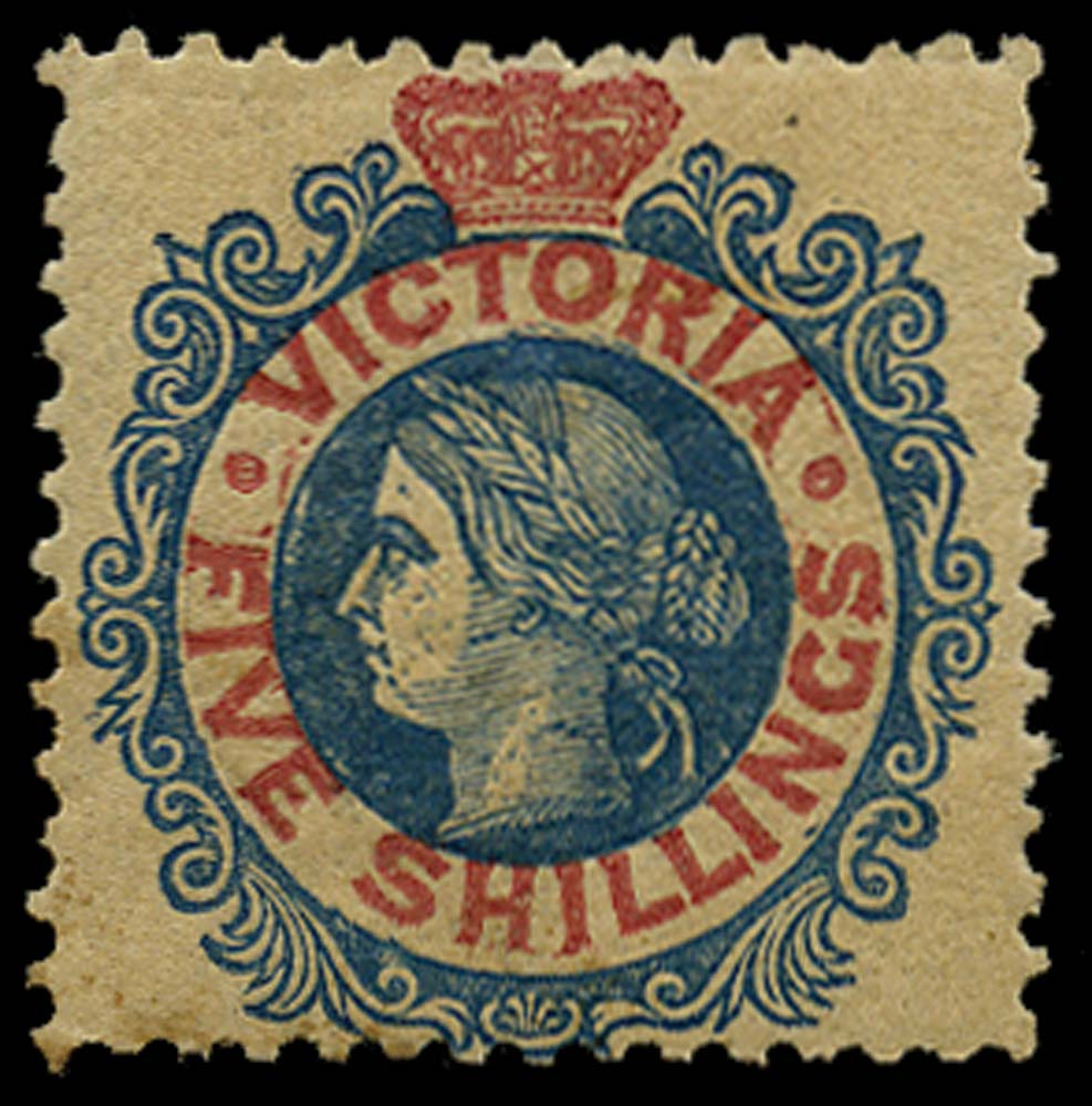 VICTORIA (AUS) 1867  SG140 Mint