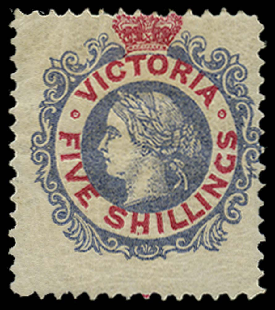 VICTORIA (AUS) 1867  SG140c Mint