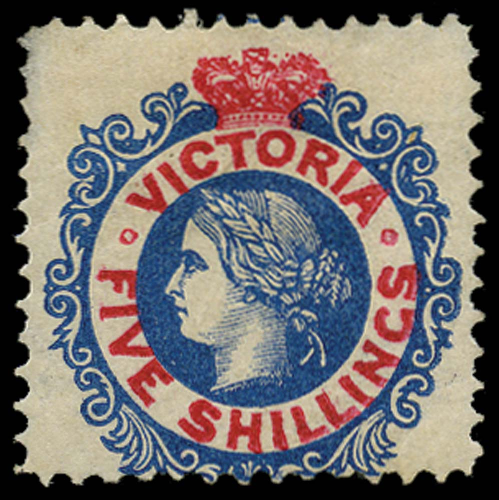 VICTORIA (AUS) 1867  SG148a Mint