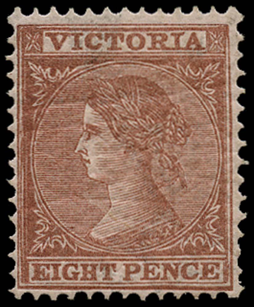 VICTORIA (AUS) 1867  SG137 Mint