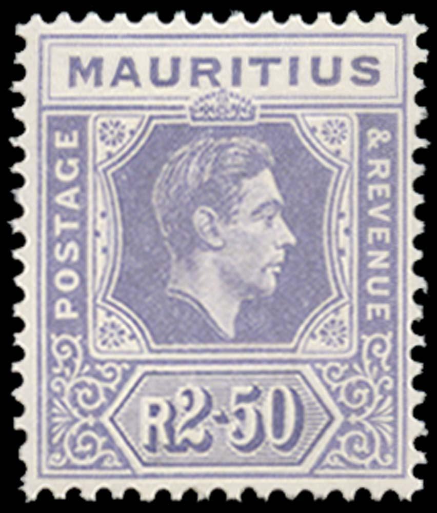 MAURITIUS 1947  SG261 Mint
