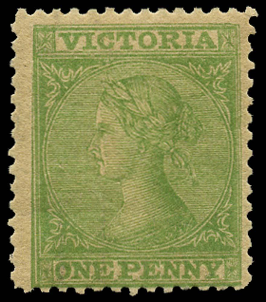 VICTORIA (AUS) 1867  SG153 Mint