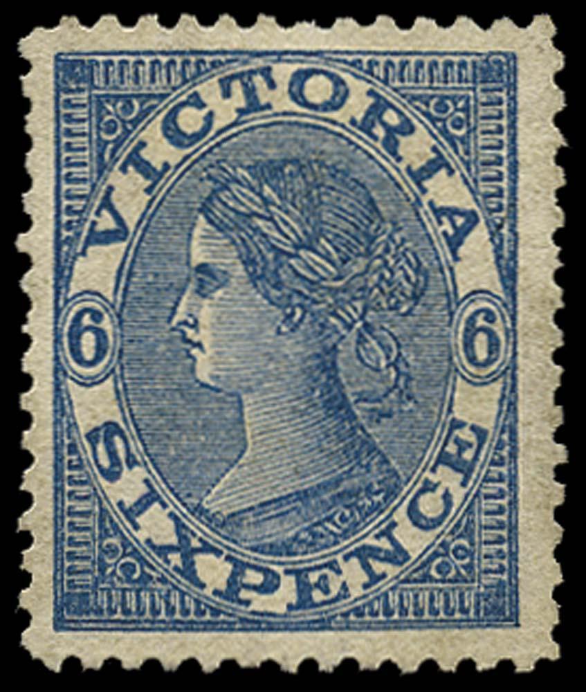 VICTORIA (AUS) 1867  SG159 Mint