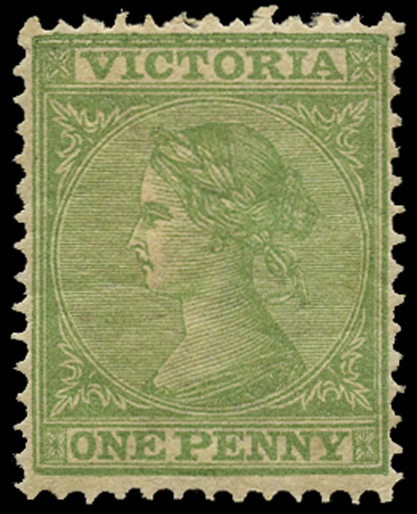 VICTORIA (AUS) 1867  SG131b Mint