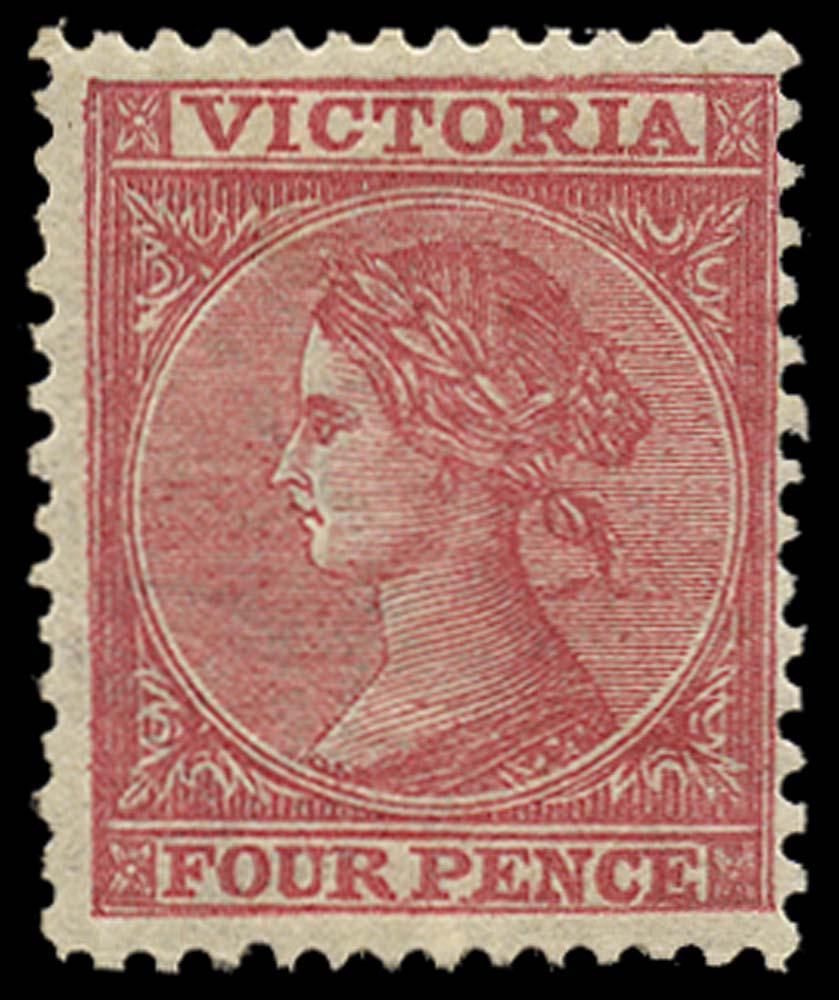 VICTORIA (AUS) 1867  SG135d Mint