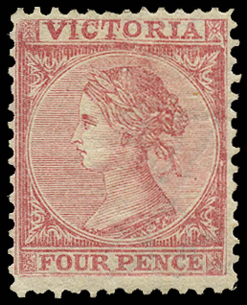 VICTORIA (AUS) 1867  SG135c Mint