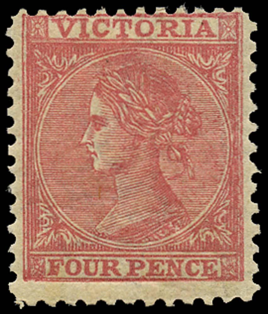 VICTORIA (AUS) 1867  SG144 Mint