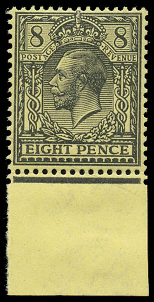GB 1913  SG390 Mint