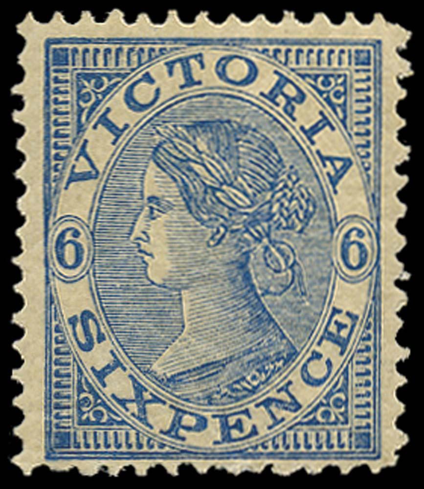 VICTORIA (AUS) 1867  SG136a Mint