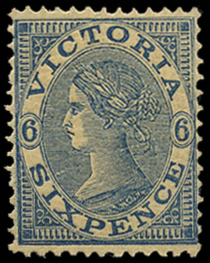 VICTORIA (AUS) 1867  SG136b Mint