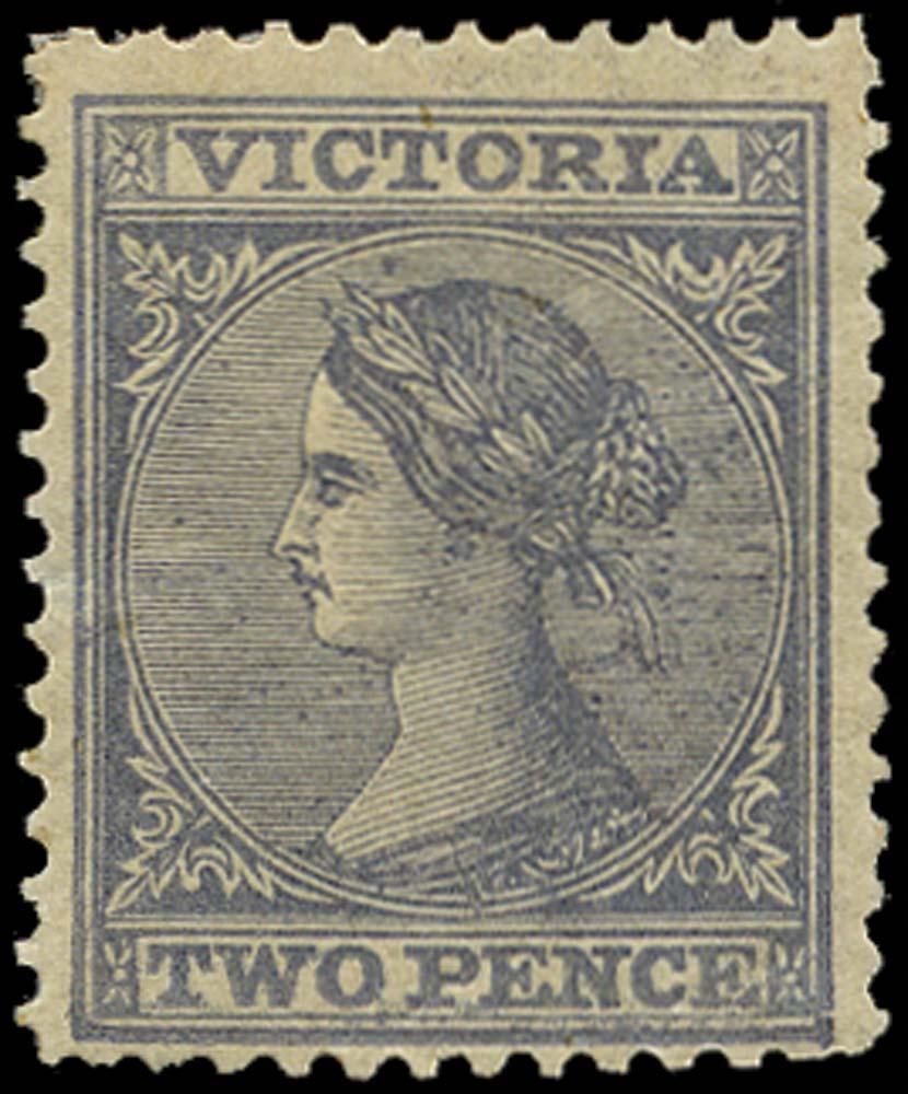 VICTORIA (AUS) 1867  SG132 Mint