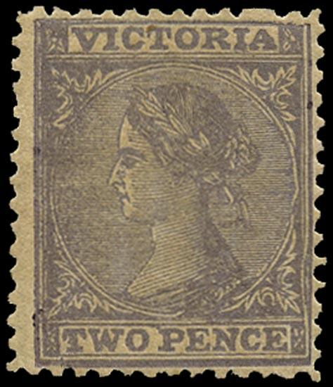 VICTORIA (AUS) 1867  SG132b Mint