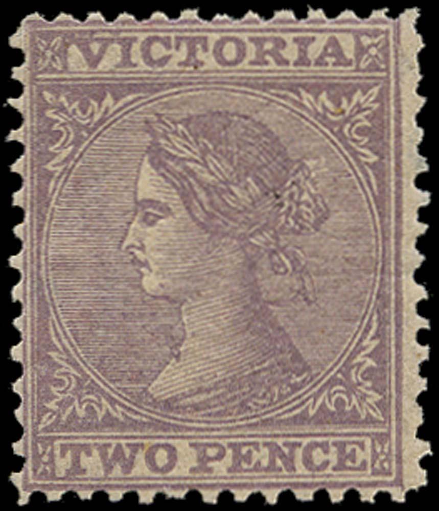 VICTORIA (AUS) 1867  SG132c Mint
