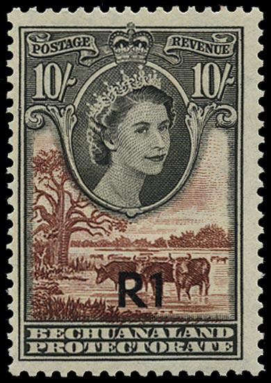 BECHUANALAND 1961  SG167 Mint