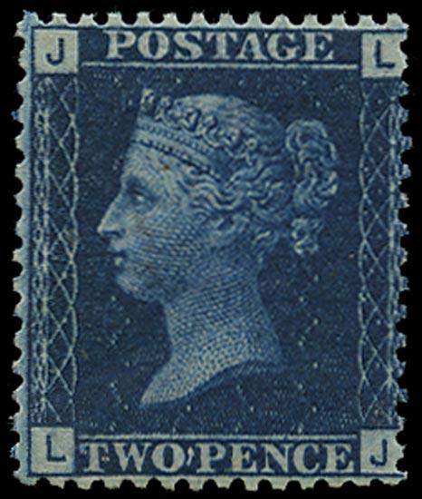 GB 1876  SG47 Pl.15 Mint U/M
