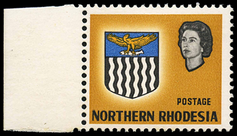 NORTHERN RHODESIA 1963  SG81a Mint
