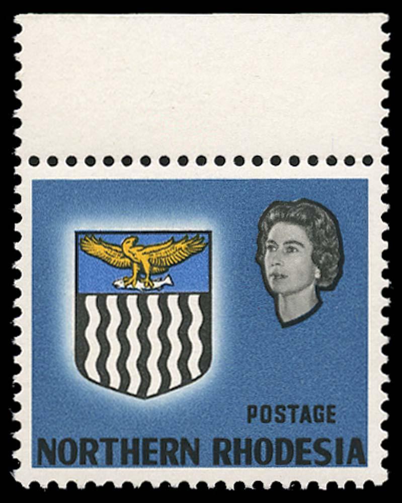NORTHERN RHODESIA 1963  SG88a Mint