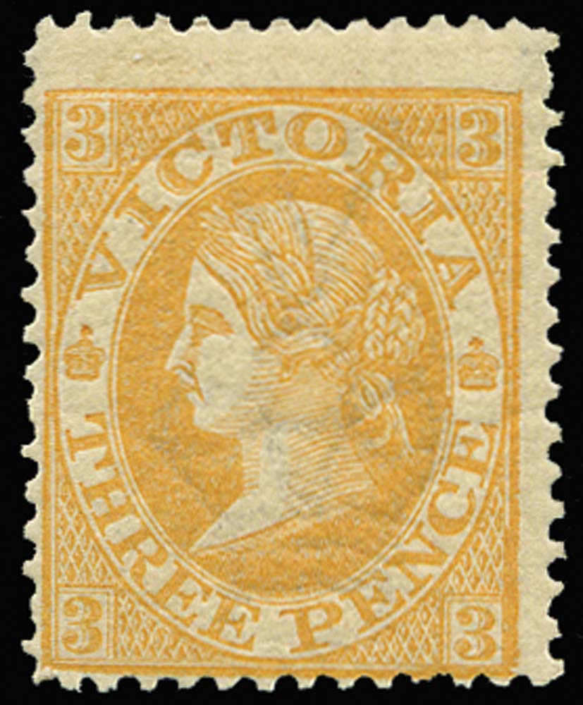 VICTORIA (AUS) 1863  SG134a Mint