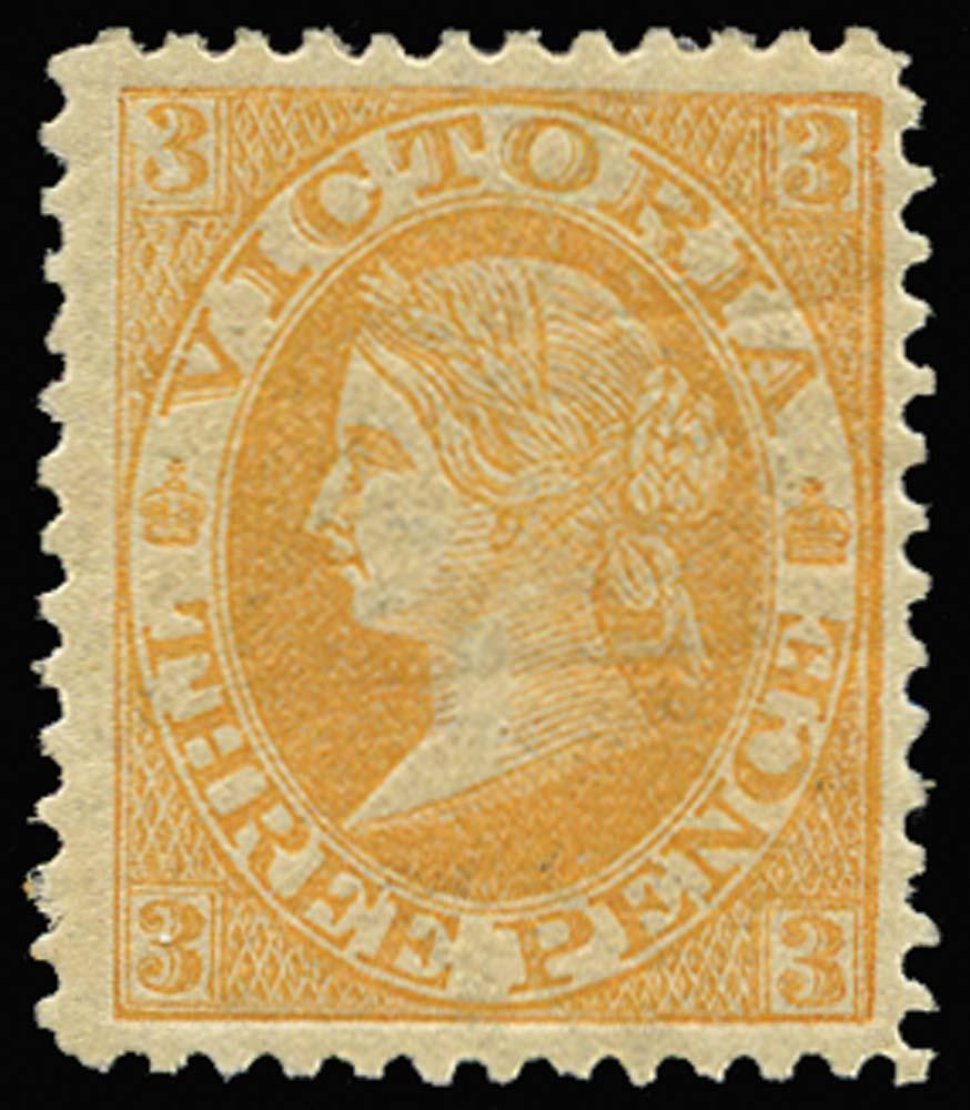 VICTORIA (AUS) 1863  SG143 Mint