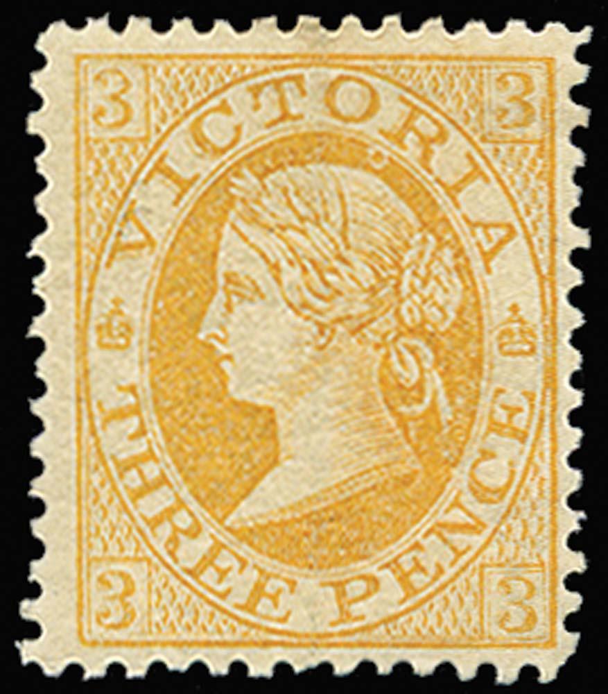 VICTORIA (AUS) 1882  SG212 Mint