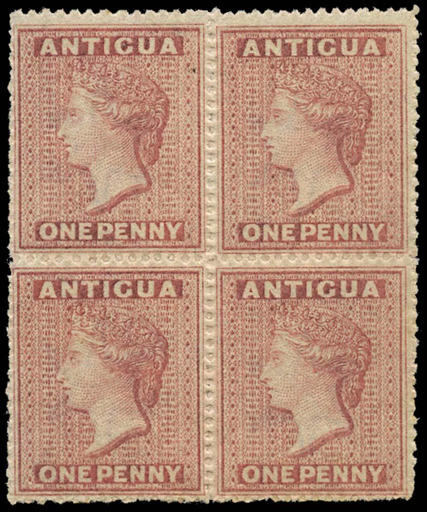 ANTIGUA 1863  SG6 Mint