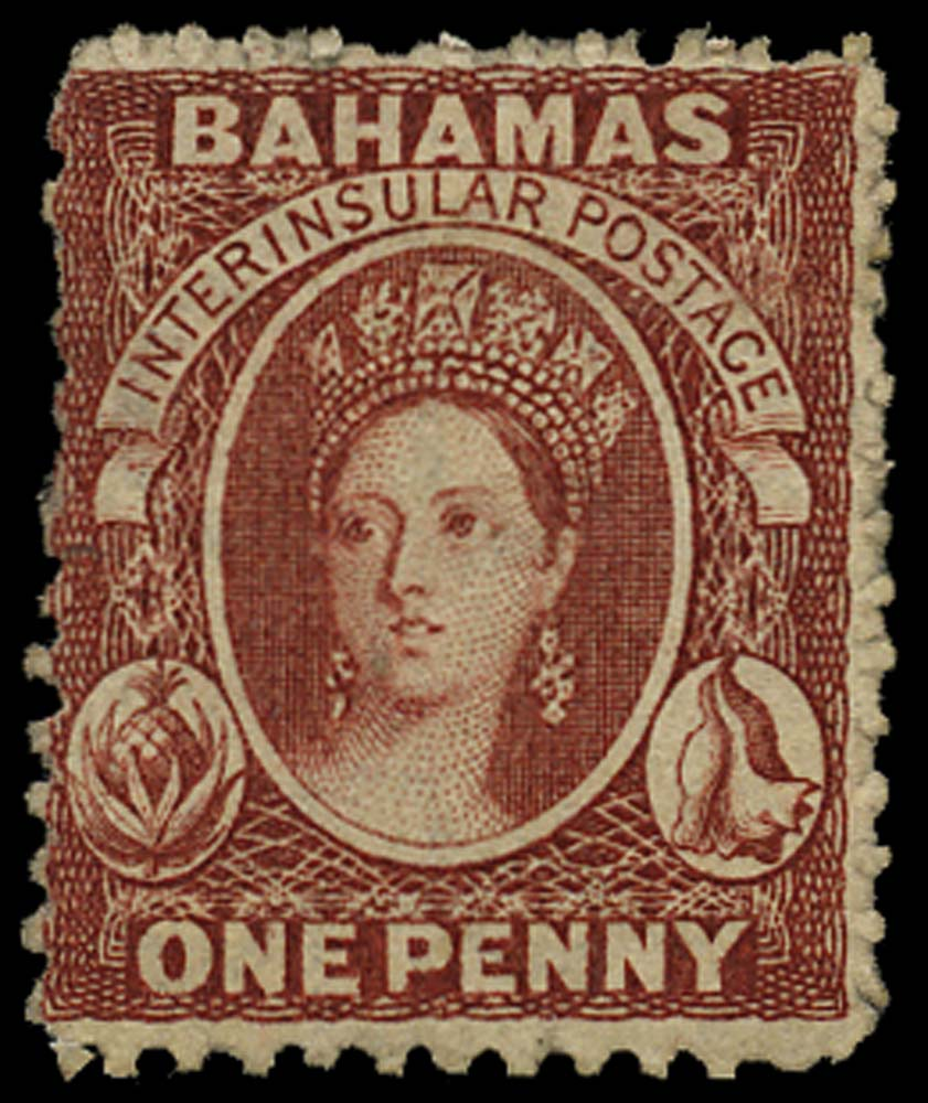 BAHAMAS 1863  SG20 Mint