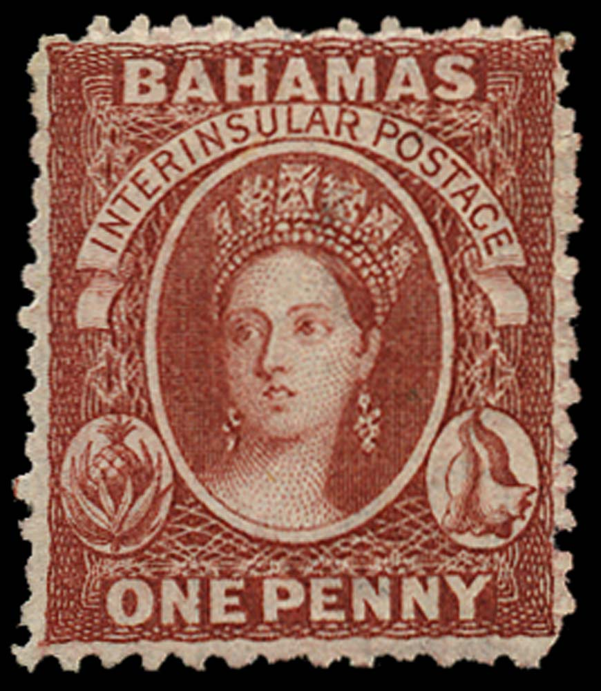 BAHAMAS 1863  SG21 Mint
