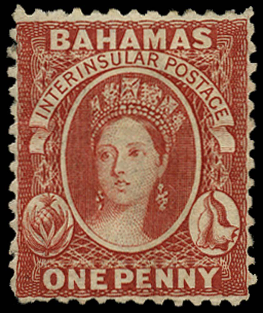 BAHAMAS 1863  SG24 Mint