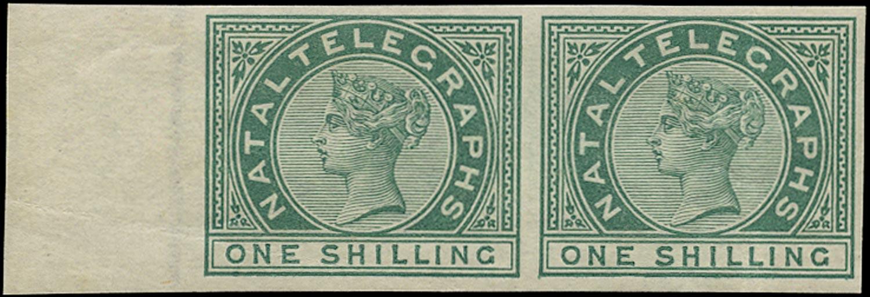 NATAL 1881  SGT4 Telegraph